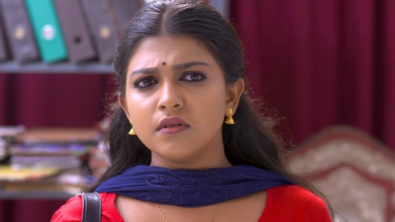 Ilayaval Gayathri February 15,2016 Epi 104 TV Serial