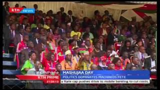 KTN Prime, President Kenyatta Orders Release Of 7,000 Prisoners,  20/10/2016