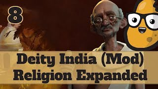 Video Civ 6 India Ep. 8 Let's Play - Buckle up for the Religion Expanded mod MP3, 3GP, MP4, WEBM, AVI, FLV Januari 2018