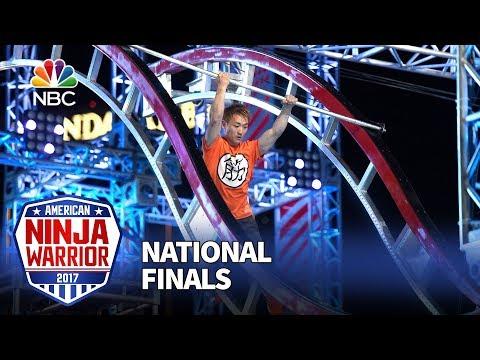 Tyler Yamauchi at the Las Vegas National Finals: Stage 1 - American Ninja Warrior 2017