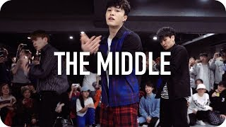Video The Middle - Zedd, Maren Morris, Grey / Junsun Yoo Choreography MP3, 3GP, MP4, WEBM, AVI, FLV Juni 2018