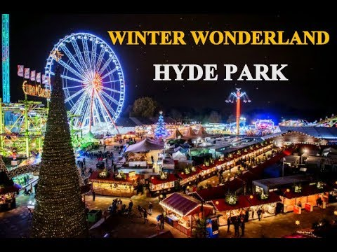 Hyde Park WINTER WONDERLAND (LONDON)