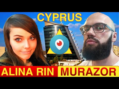 ALINA RIN & MURAZOR TV, КИПР, СЪЕМКИ РОЛИКА, ОТВЕТЫ НА ВОПРОСЫ