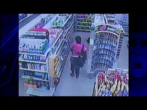 Caught On Camera: Women Steal Credit Card, Go On Shopping Spree
