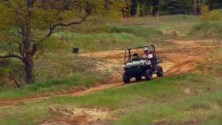 9. 2011 Polaris Ranger XP Diesel Test Ride