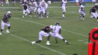 Lance Lewis vs South Carolina (2011)