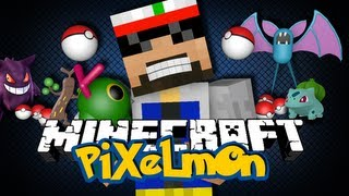 Minecraft Pixelmon 1 - LET'S GO HENRY!! (Pokémon in Minecraft)