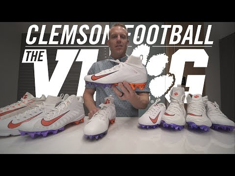 Clemson Football || The Vlog (Season 2, Ep 8) (видео)