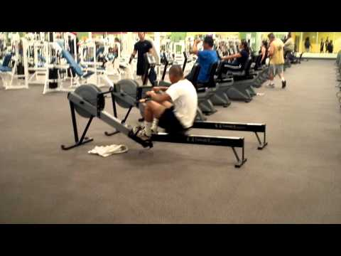 How To Do The Seated Row