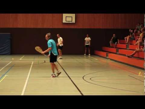 Speed Badminton Deutsche Meisterschaft 2012 - Finale