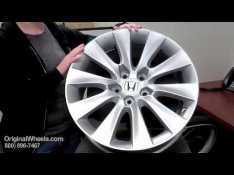 Element Rims & Element Wheels - Video of Honda Factory, Original, OEM, stock new & used rim Co.