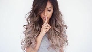 модные прически и покраска волос - фото