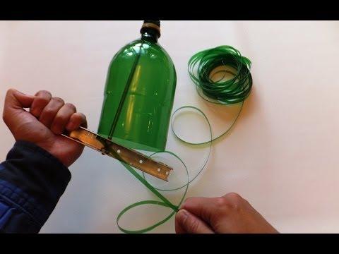 Как делают пластиковую бутылку