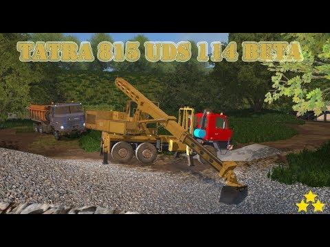 Tatra 815 UDS 114 Beta