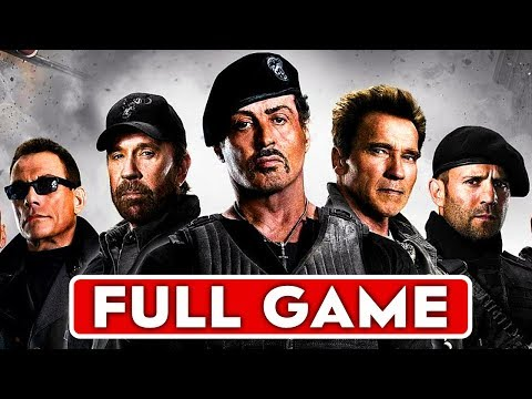 THE EXPENDABLES 2 Gameplay Walkthrough Part 1 FULL GAME [1080p HD 60FPS PC] - No Commentary
