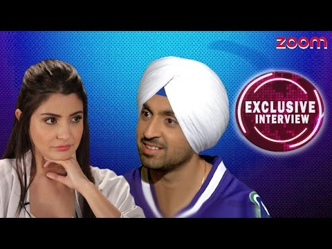 Anushka & Diljit Talk About Being Invisible | Excl