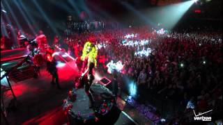 Lady Gaga - Monster + Bad Romance Live at Roseland HD