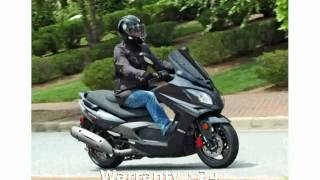 9. 2014 KYMCO Like 200i LX  Details Features