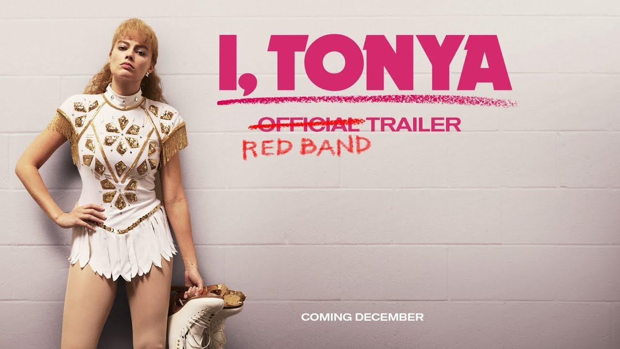 (NSFW Trailer) Margot Robbie is Tonya Harding in Biopic Sports Comedy-Drama 'I, Tonya'