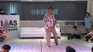 Max – Brochill Popping Battle vol.1 Judge Solo