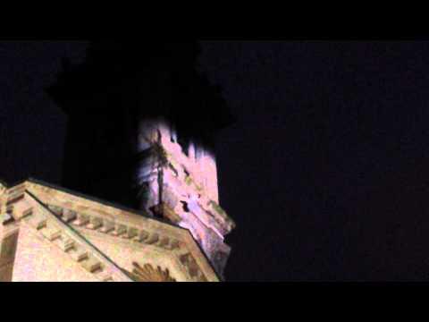 L'angelo danza sul campanile