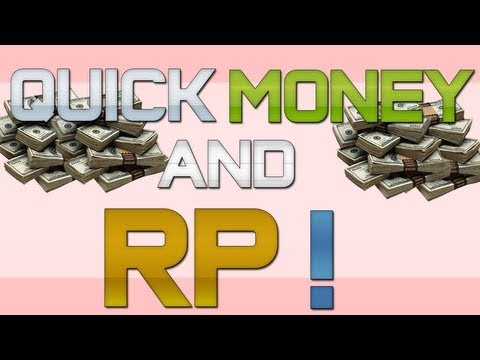 GTA 5 Online: Easy Money FAST & RP! How To Get Easy Money Fast GTA V (Rank Up Quick)