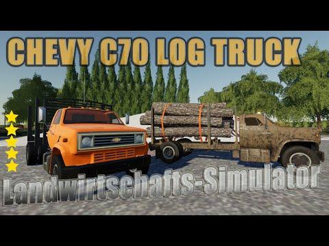 Chevy C70 Log Truck v1.0.0.0