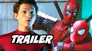 Video Spider-Man Far From Home Trailer and Deadpool Avengers News Breakdown MP3, 3GP, MP4, WEBM, AVI, FLV Mei 2019