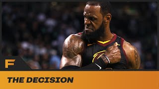 Dissecting Lebron's Decision And How The King Paved The Way For Athletes To Choose Their Own Fu by Obsev Sports