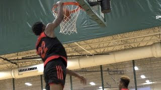 Mitchell Robinson 4K Highlights - McDonald's All-American Practice