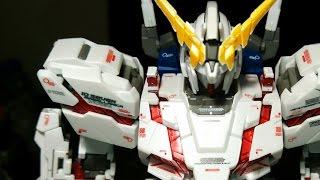 Video Metal Composite Unicorn -  REVIEW - Gundam UC action figure MP3, 3GP, MP4, WEBM, AVI, FLV Agustus 2019