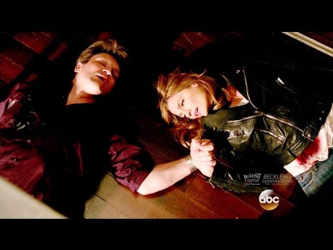 "Castle 8x22  Cliffhanger Ending  (possible) ""Crossfire"" Season 8 Episode 22"