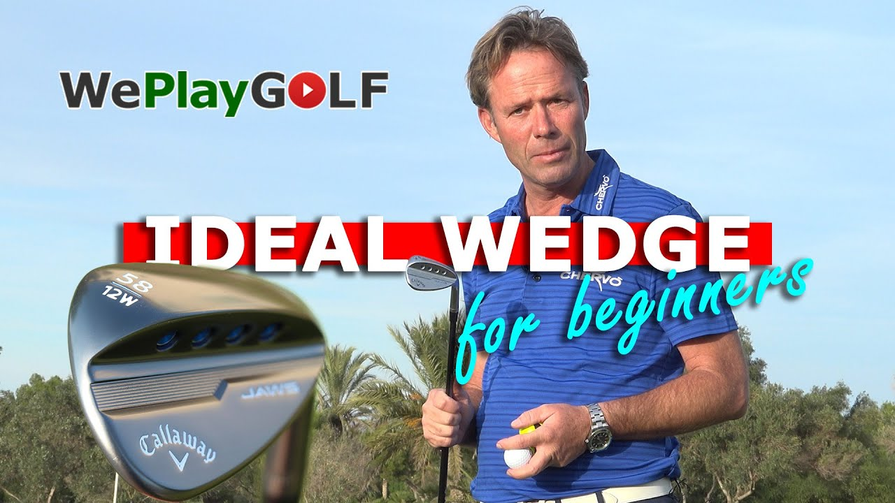 This is the ideal wedge for beginner golfers: The Callaway Jaws MD5 W grind