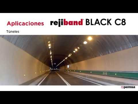 Pemsa Rejiband BLACK C8 - Designed for the Data Center