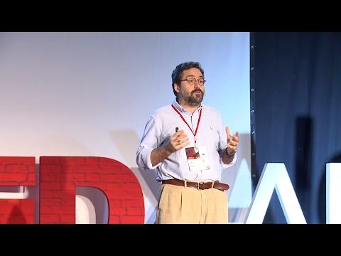 La Migración es la Solución | Gonzalo Fanjul | TEDxAlcoi