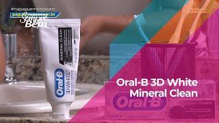 Oral-B 3D White Mineral Clean