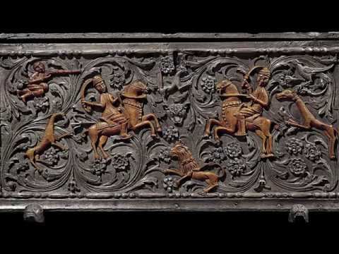 Η ξυλογλυπτική τέχνη του βορειοελλαδικού χώρου