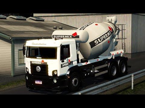 Volkswagen Constellation Cement Truck 1.35