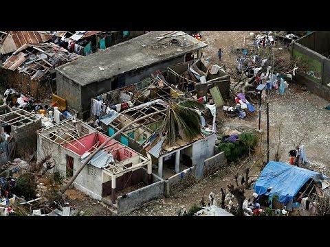 Τυφώνας «Μάθιου»: Δραματική αύξηση των νεκρών στην Αϊτή- Συναγερμός στις ΗΠΑ