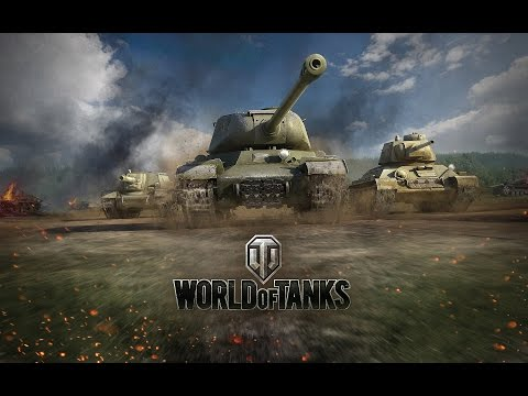 WoT ШoК !!! Я играю World of Tanks