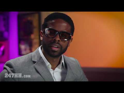 Adrian Younge - Memorable Session With Bilal & Being Influenced By My Daughter (247HH Exclusive)