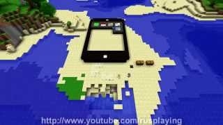 Iphone XS MAX in Minecraft
