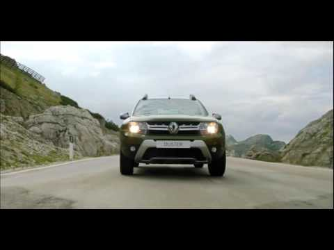 Renault DUSTER - TVC
