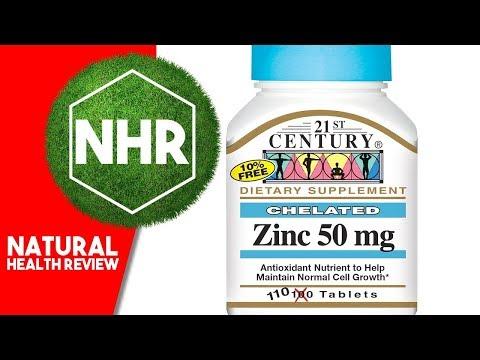 21 век цинк 50 мг 110 таблеток