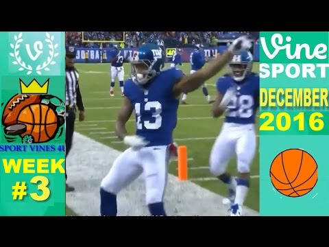 Best Sports Vines 2016 - DECEMBER WEEK 2 & 3
