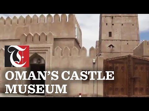 Oman's castle Museum is located in north Sharqiya in the Wilayat of Al Kamel and Al Wafi.