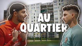Video AU QUARTIER - HASSAN MP3, 3GP, MP4, WEBM, AVI, FLV Juni 2018