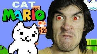 MALDITO GATO ESTRESANTE   Cat Mario - JuegaGerman