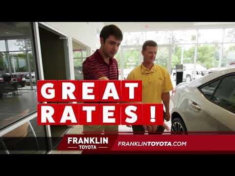 Franklin Toyota - 30 Days of Deals