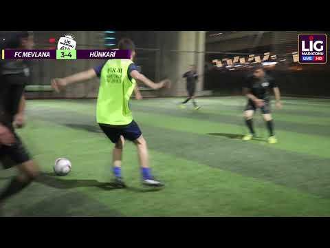 FC MEVLANA-HÜNKARİ MAÇN ÖZETİ
